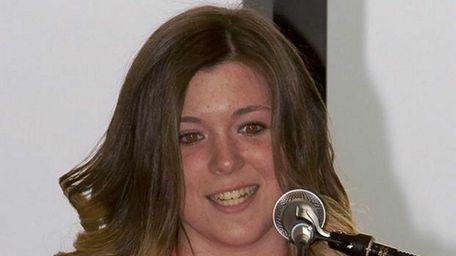 Huntington High School sophomore Madison Jaye LoFaso last