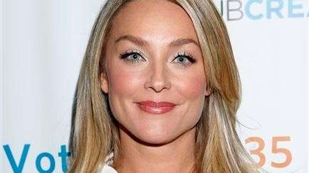 Elisabeth Rohm attends Afternoon Tea To Stop Human