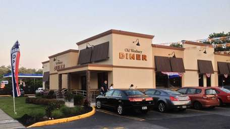The Old Westbury Diner opened in May 2013,