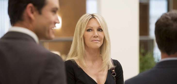 Heather Locklear on quot;Franklin & Bashquot;: Locklear is