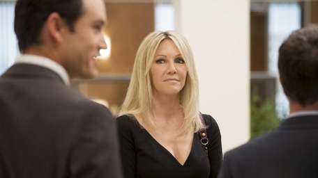 Heather Locklear on