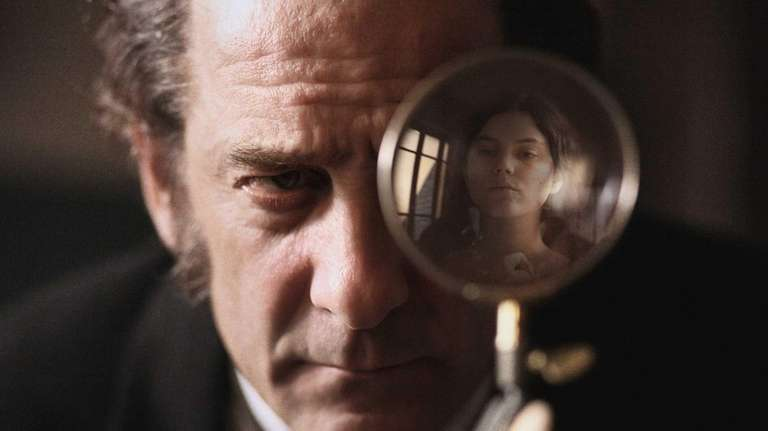Vincent Lindon as Professor Charcot and Soko as