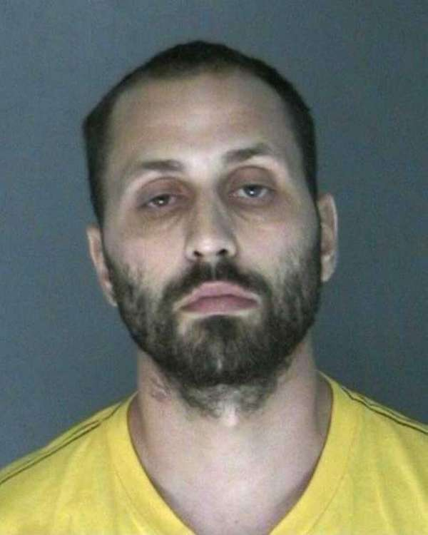 Robert Gioia Jr., 29, of Babylon was arrested