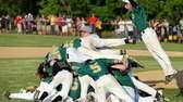 Ward Melville players celebrate winning their first ever