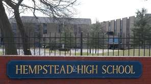 Hempstead High School could be placed on