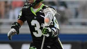 Lizards attack Rob Pannell looks to get to