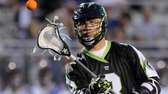 Lizards attack Rob Pannell receives a pass during