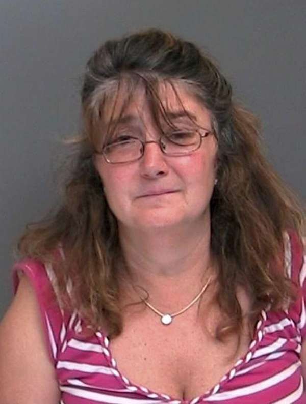 Maria Luongo-Devivo, 49, of East Northport was arrested