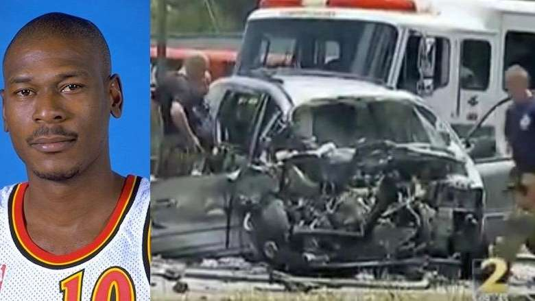 Mookie Blaylock upgraded to serious condition after crash
