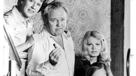The cast of the 1970s TV show