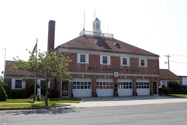 The Westhampton Beach Fire District will ask voters