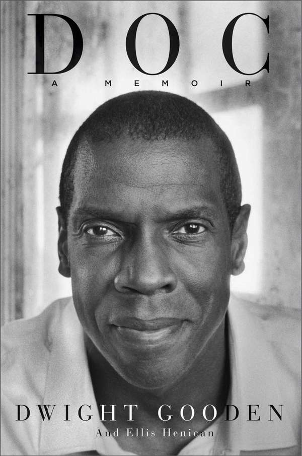 Former Mets pitcher Dwight Gooden is the author