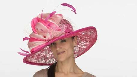 Find a hat for the Belmont Stakes at