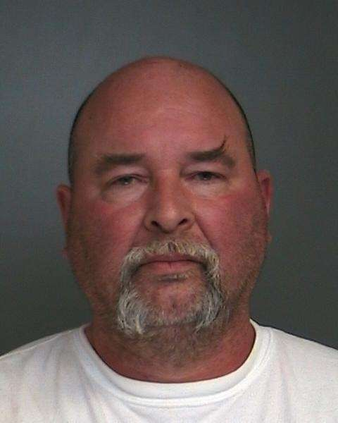 Martin Frey, 54, of Medford, was arrested and