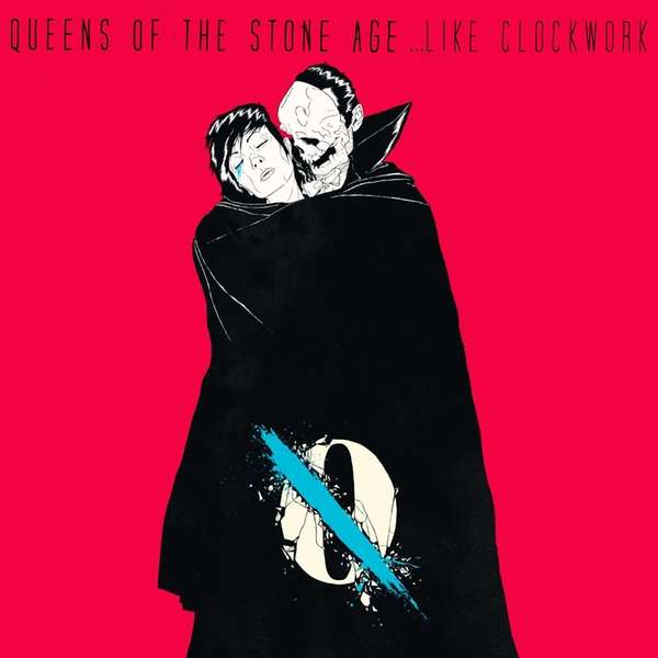 """""""Like Clockwork,"""" by Queens of the Stone Age."""
