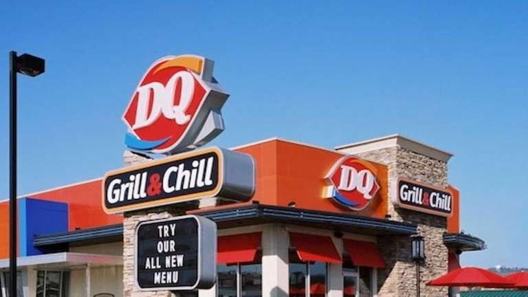 A Dairy Queen Grill & Chill franchise location