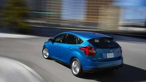 The 2013 ST starts out as a Ford