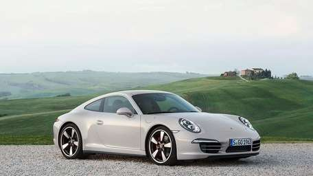 Porsche celebrates 50 years of the 911 with