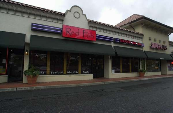 Exterior of Red Fish Grille located at 430