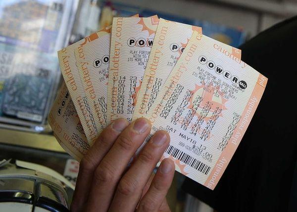 Saturday's Powerball jackpot has hit $300 million, the