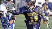 Shoreham-Wading River's Hunter Hays tries to keep Bronxville's
