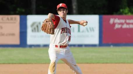 Pierson's Colman Vila pitches during the Southeast Regional