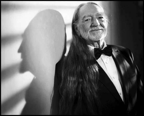 Musician, actor, activist and American icon Willie Nelson