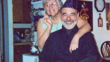 Barbara and Joseph Affrunti as seen in a