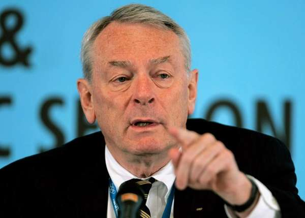 World Anti-Doping Agency (WADA) president Dick Pound, pictured,