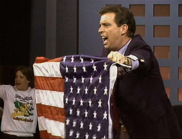 Morton Downey Jr. in �