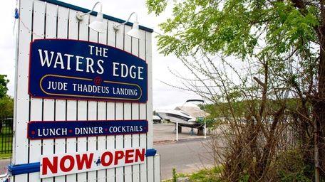 Water's Edge restaurant in Glen Cove says its