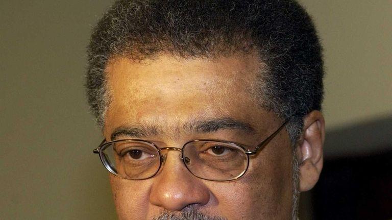 Douglas L. Thomas, attorney for Thomas Parsley Jr.