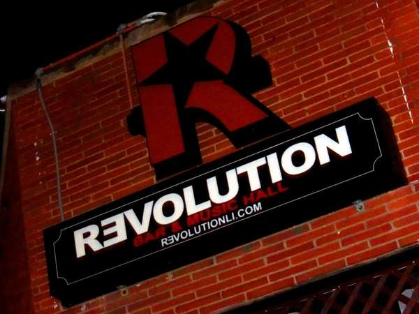 Revolution Bar & Music Hall in Amityville (June
