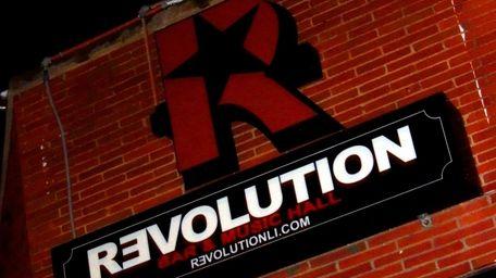 Revolution Bar & Music Hall in Amityville (June