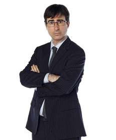 "John Oliver, a correspondent from ""The Daily Show"
