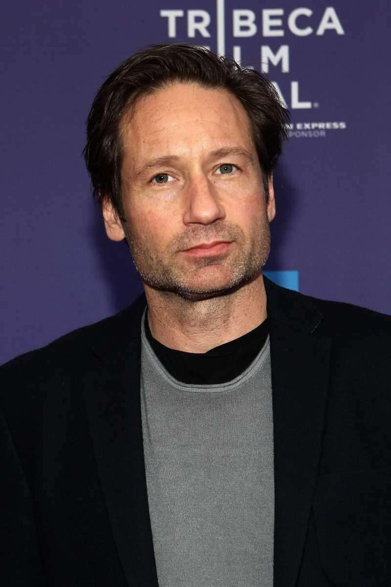 David Duchovny (born Aug. 7, 1960): The actor