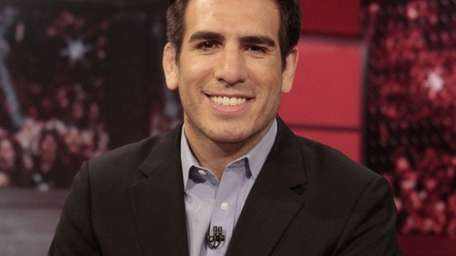 Retired UFC fighter Kenny Florian is now co-host