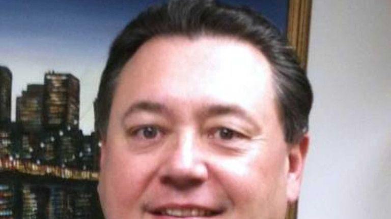 Barry Palczewski, 55, has been indicted on larceny