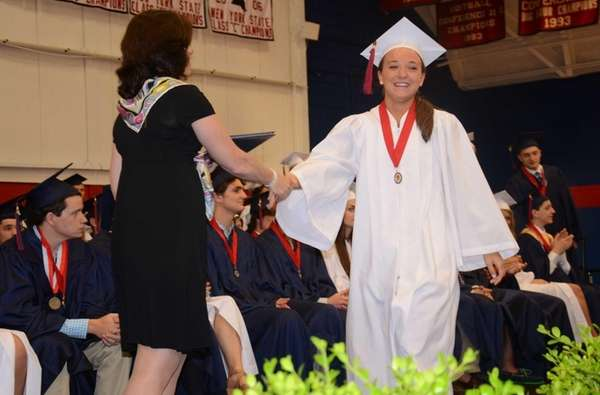 Cold Spring Harbor High School's Class of 2013