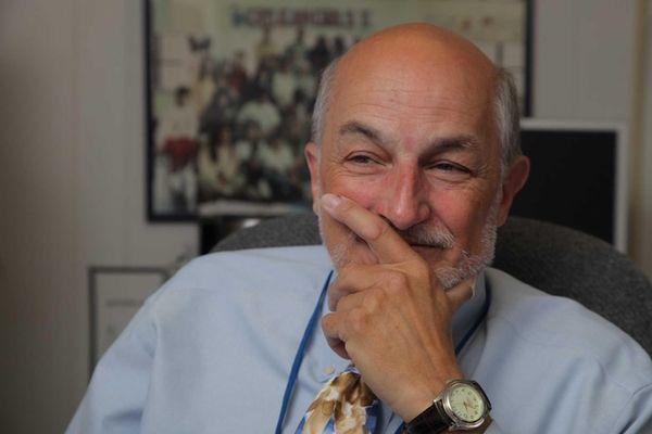 Anthony Pantaleno, psychologist at John Glenn High School