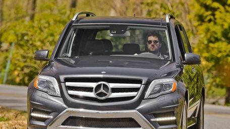 The 2013 Mercedes-Benz GLK 250 has a diesel