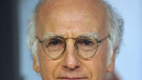 Larry David in