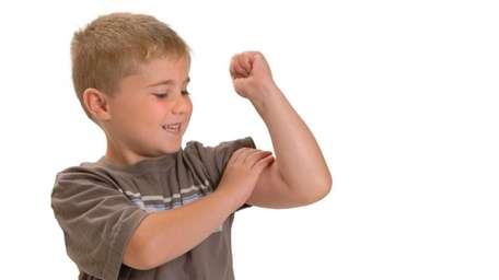 Parents can help kids flex their character muscles.