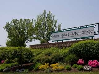 Farmingdale State College.