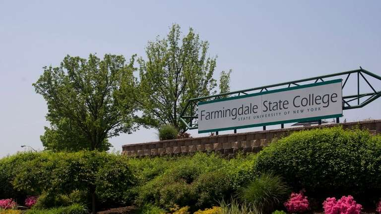 Farmingdale State College.
