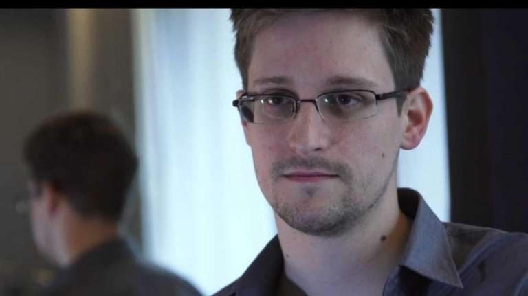 NSA whistleblower Edward Snowden is interviewed by The