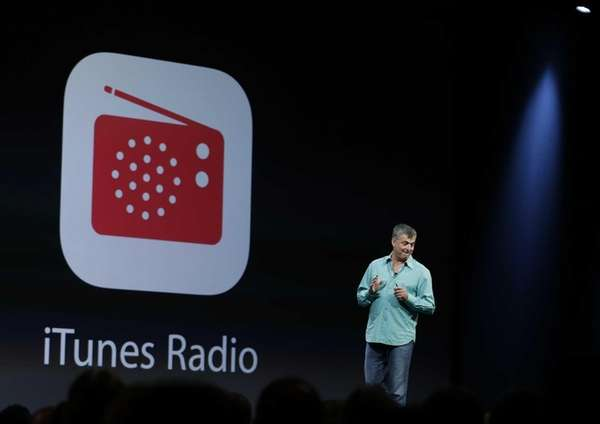 Eddy Cue, Apple's senior vice president of Internet