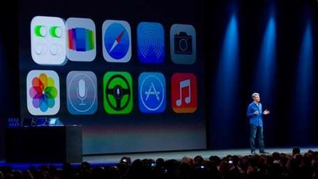 Apple's Craig Federighi, Vice President of Software Engineering,