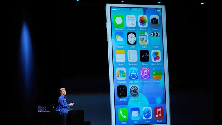 Craig Federighi, vice president of software engineering at