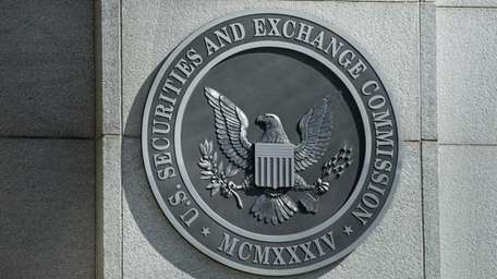The Securities and Exchange Commission has reached a